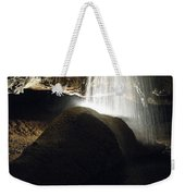 Tuckaleechee Cavern Waterfall Weekender Tote Bag