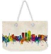 Tucson Arizona Skyline Weekender Tote Bag