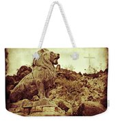 Tucson Lion Weekender Tote Bag