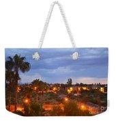 Tucson Skies Weekender Tote Bag