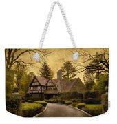 Tudor Estate Weekender Tote Bag