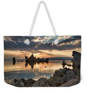 Tufa Sunrise Weekender Tote Bag