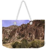 Tuff Cliffs Weekender Tote Bag