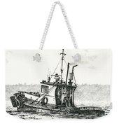 Tugboat Lela Foss Weekender Tote Bag