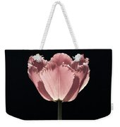 Pale Tulip Weekender Tote Bag