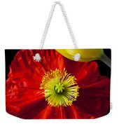Tulip And Iceland Poppy Weekender Tote Bag by Garry Gay