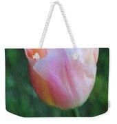 Tulip Apricot Beauty Weekender Tote Bag