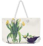 Tulip Art Weekender Tote Bag