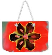 Tulip At Amatzia Forest - 4 Weekender Tote Bag