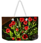 Tulip Beauties Weekender Tote Bag