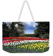 Tulip Country Weekender Tote Bag