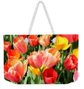 Tulip Crossing Weekender Tote Bag
