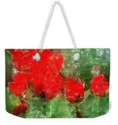 Tulip Decay Deconstructed Weekender Tote Bag