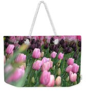 Tulip Dreams Weekender Tote Bag