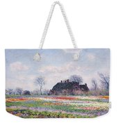 Tulip Fields At Sassenheim Weekender Tote Bag