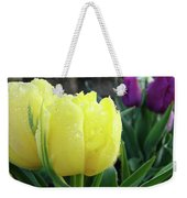 Tulip Flowers Artwork Tulips Art Prints 10 Floral Art Gardens Baslee Troutman Weekender Tote Bag