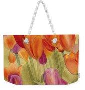 Tulip Glory Weekender Tote Bag
