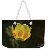 Tulip Glow Weekender Tote Bag