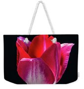 Tulip In Profile. Weekender Tote Bag