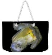 Tulip In Relief Weekender Tote Bag