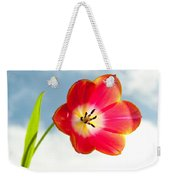 Tulip In The Sky Weekender Tote Bag