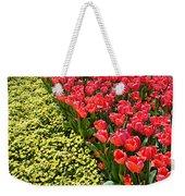 Tulip Line Weekender Tote Bag
