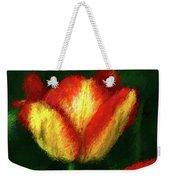 Tulip Painting Weekender Tote Bag