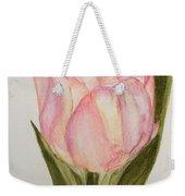 Tulip Watercolor Painting -triumph Tulip Weekender Tote Bag
