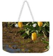 Tulip Reflections Weekender Tote Bag