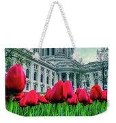 Tulip Row Weekender Tote Bag