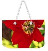 Tulip Star Weekender Tote Bag