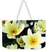 Tulip Town 16 Weekender Tote Bag