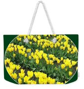Tulip Town 2 Weekender Tote Bag