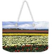 Tulip Town 4 Weekender Tote Bag