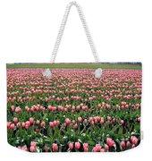 Tulip Town 5 Weekender Tote Bag