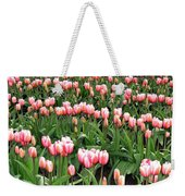 Tulip Town 8 Weekender Tote Bag