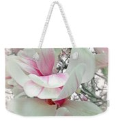 Tulip Tree Blossoms - Magnolia Liliiflora Weekender Tote Bag