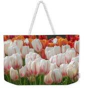Tulip Wave Weekender Tote Bag