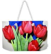 Tulipfest 1 Weekender Tote Bag
