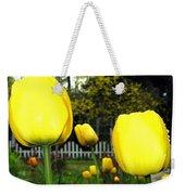 Tulipfest 8 Weekender Tote Bag