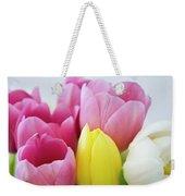 Tulips #3 Weekender Tote Bag