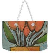 Tulips And Coffee Weekender Tote Bag