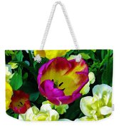 Tulips And Flowers  Weekender Tote Bag