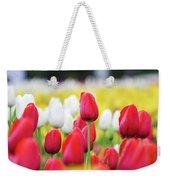 Tulips By Jared Windmuller - Tulip - Red -  Weekender Tote Bag