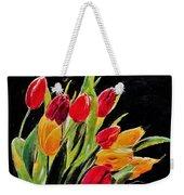 Tulips Colors Weekender Tote Bag