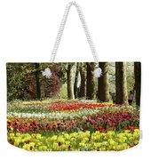 Tulips Everywhere 1 Weekender Tote Bag