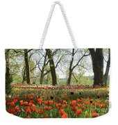 Tulips Everywhere 2 Weekender Tote Bag