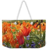 Tulips Everywhere 3 Weekender Tote Bag
