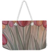 Tulips For Carol Weekender Tote Bag