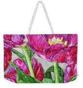 Tulips From A Friend Weekender Tote Bag